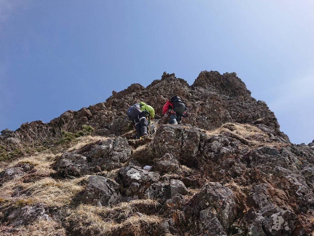 日ノ岳稜 | CMCReport